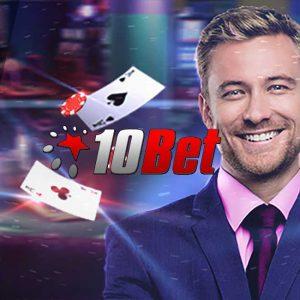 10Bet casino bonukset