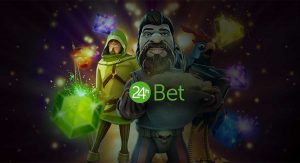 24hBet casino bonukset ja ilmaiskierrokset