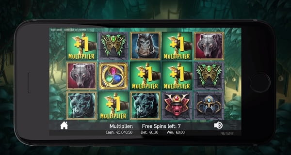 Warlords: Crystals of Power mobiiliversio
