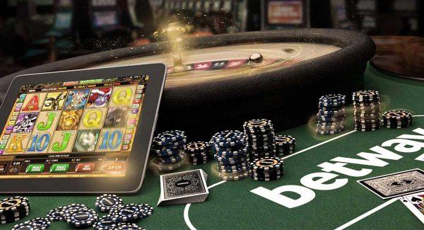 Betway casino bonukset