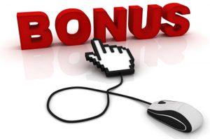 Casinobonus - pelirahaa nettikasinolle