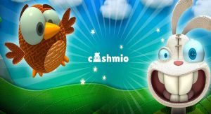 Cashmio casino bonukset