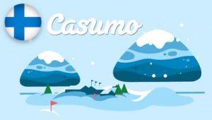 Casumo Casino toimii suomeksi