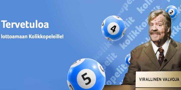 Kolikkopelit -nettikasinolla myös Lotto