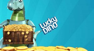 LuckyDino casino bonukset ja ilmaiskierrokset
