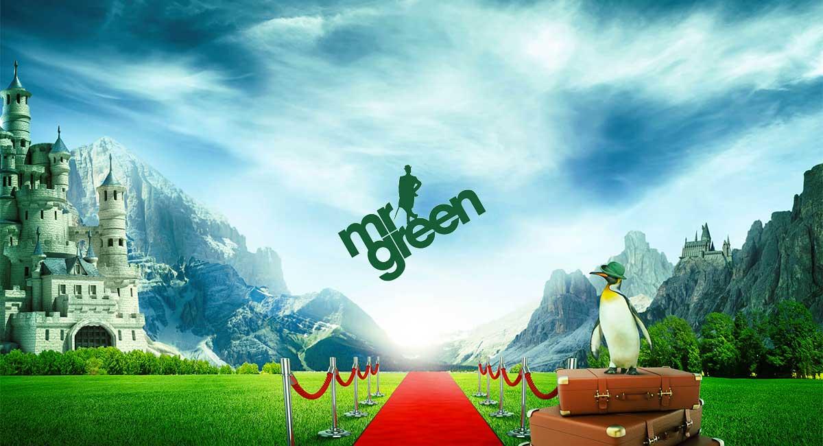Mr Green - Palkittu nettikasino