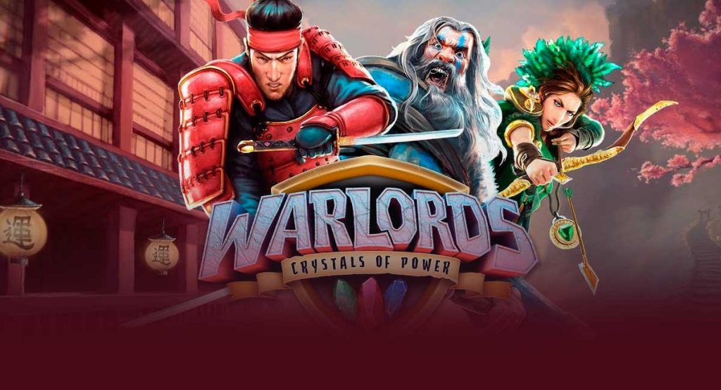 NetEnt Warlords Crystals of Power Review and Free Spins