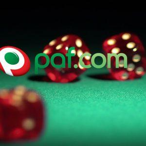 Paf Casino bonukset