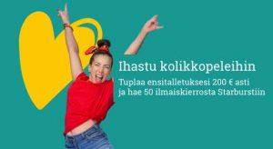 Suomiarvat uusi bonus 2019