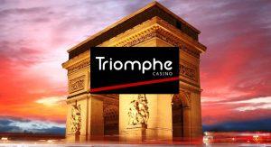 Triomphe Casino bonukset
