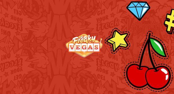 Freaky Vegas Casino bonukset