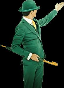 Mr Greenilta kasinotarjouksia