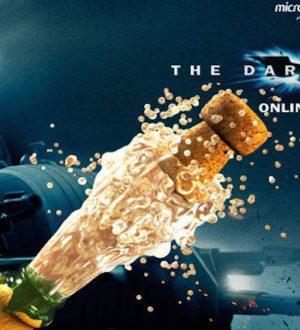Microgaming The Dark Knight peli