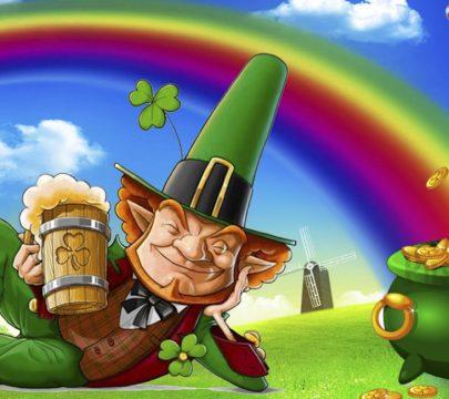 Fastbetin huima St. Patricks Day -arvonta