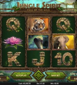 NetEnt - Jungle Spirit