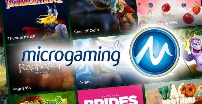Microgaming on yksi markkinoiden tunnetuimmista pelivalmistajista