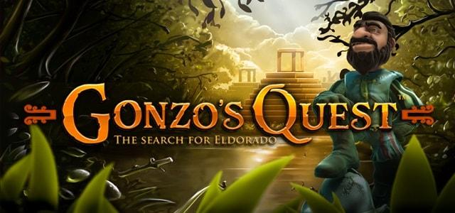 Gonzo's Quest on yksi NetEntin peleistä.
