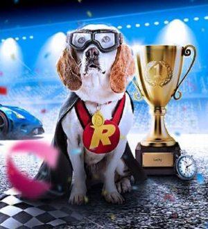Rizk on uudistanut Rizk Racensa, ja nyt tarjolla on entistä parempia palkintoja!