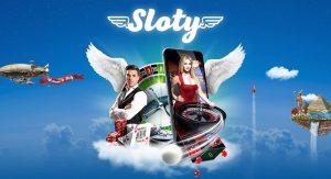 Sloty Casinon bonukset ja ilmaiskierrokset