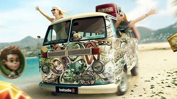 Betsafen suuri kesäkampanja kasinopelaajille