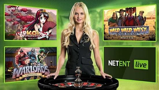 CasinoEuron NetEnt ruletti-kampanjat