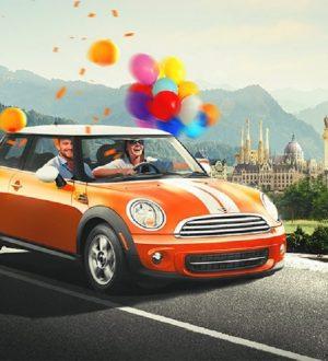 Osallistu Betssonin lomaboosti-arvontoihin ja voita auto, matka tai huipputeknologiaa!