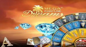 Mega Fortune Dreams -jättipotti on voitettu Casumolla!