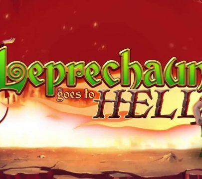 Leprachaun Goes to Hell slot