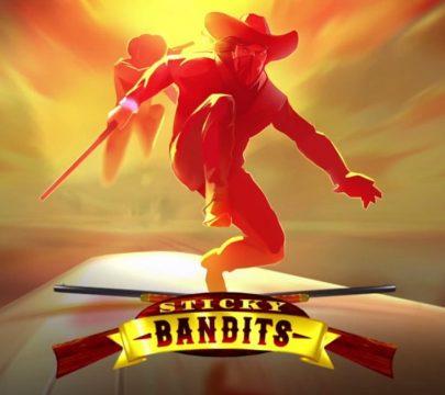Sticky Bandits -kolikkopelin ilmaiskierrokset