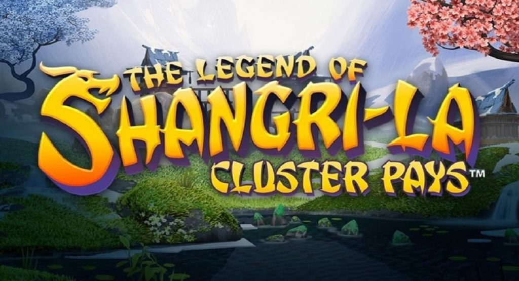 Try Net Ent's new The Legend of Shangri-La: Cluster Pays slot game from online casinos.casino!