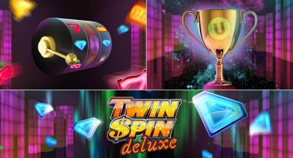 Unibetin Twin Spin -kampanjat, käteisvoitot ja ilmaiskierrokset