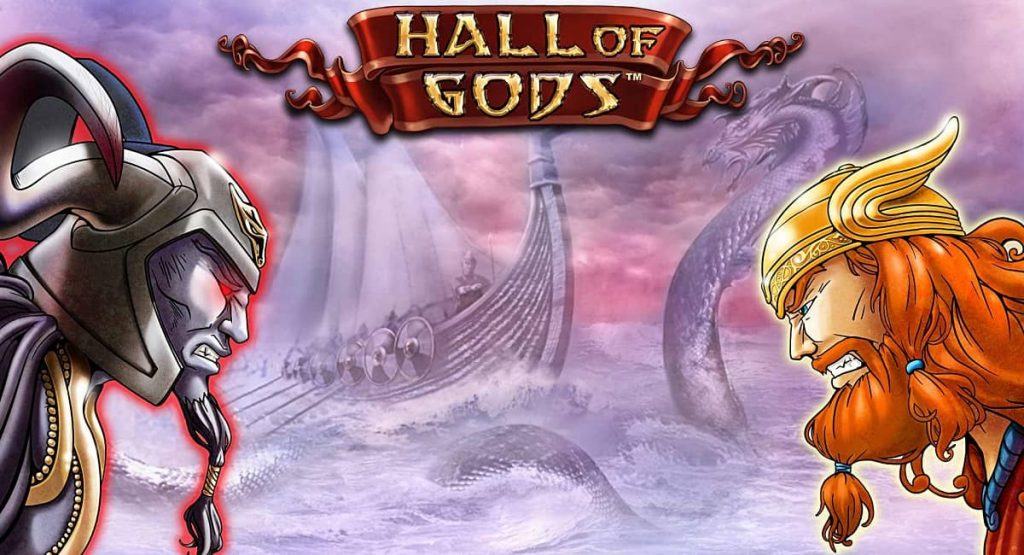 Hall of Gods jackpot, free spins and bonuses