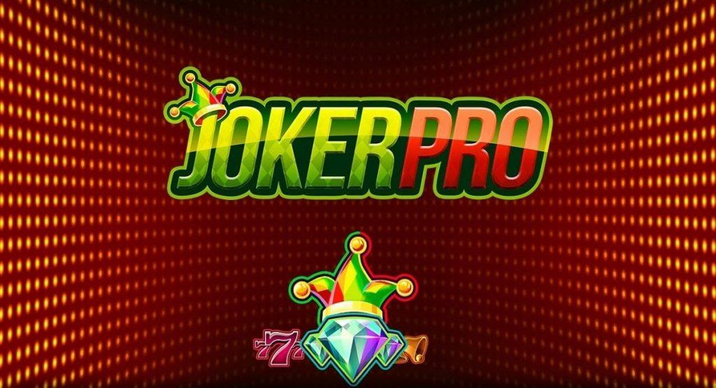 Lue Joker Pro -arvostelu ja nappaa ilmaiskierrokset Net Entin kolikkopeliin!