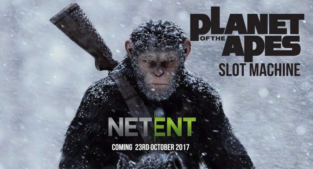 Read a review of Net Ent's new Planet of the Apes game here!
