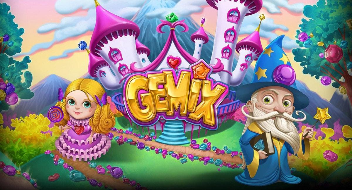 Lue Gemix arvostelu, erikoistoiminnot ja bonukset täältä!
