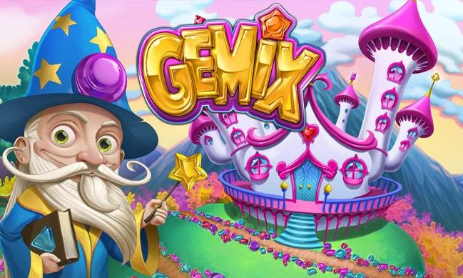 Nappaa ilmaiskierroksia Play'n Gon Gemix kolikkopeliin!