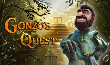 Grab free spins for Gonzo's Quest now!