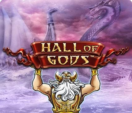 Voita Hall of Godsin jättipotti nettikasinot.casinon kautta!