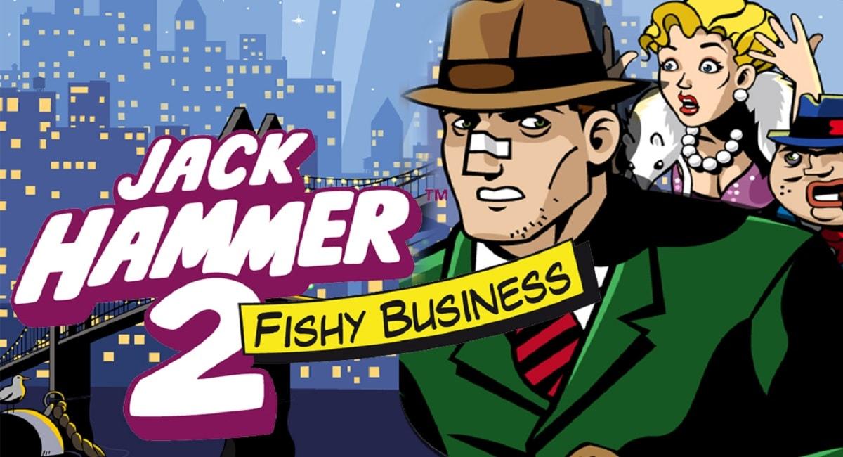 Lue Jack Hammer 2 -arvostelu ja peliesittely täynnä kokemuksia Net Entin kolikkopelistä!