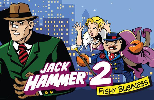 Nauti nettikasinoiden tarjoamista Jack Hammer 2 -ilmaiskierroksista!