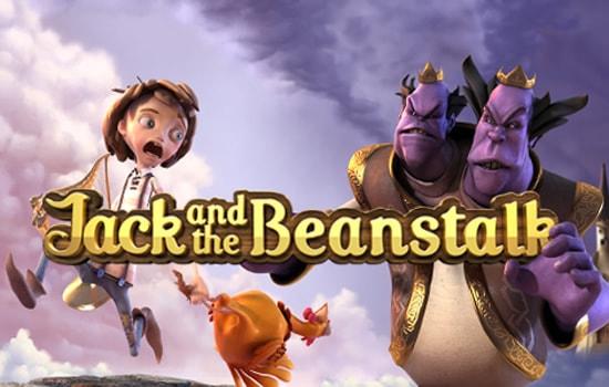 Nappaa ilmaiskierroksia Jack and the Beanstalk -kolikkopeliin!