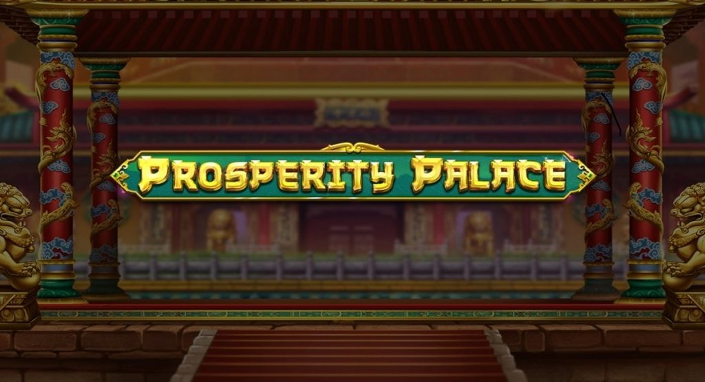 Try Play'n Go's new Prosperity Palace slot game from online casinos.casino!