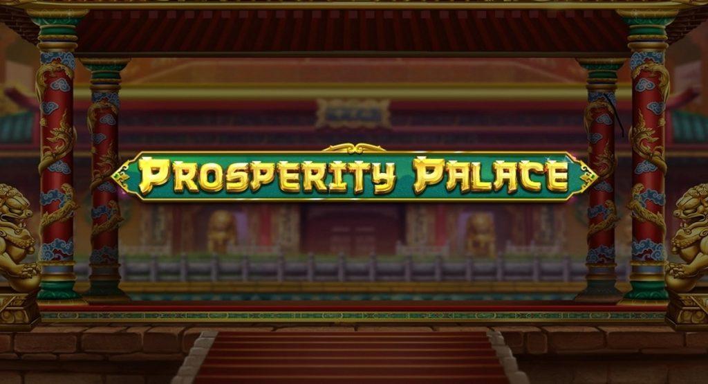 Kokeile Play'n Gon uutta Prosperity Palace -kolikkopeliä nettikasinot.casinolta!