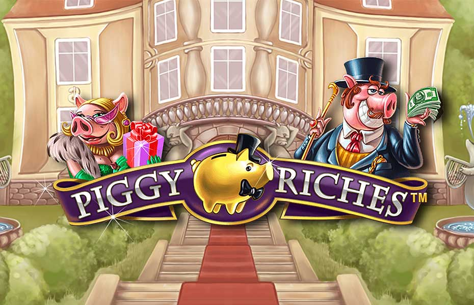 Grab free spins from this Piggy Riches review!