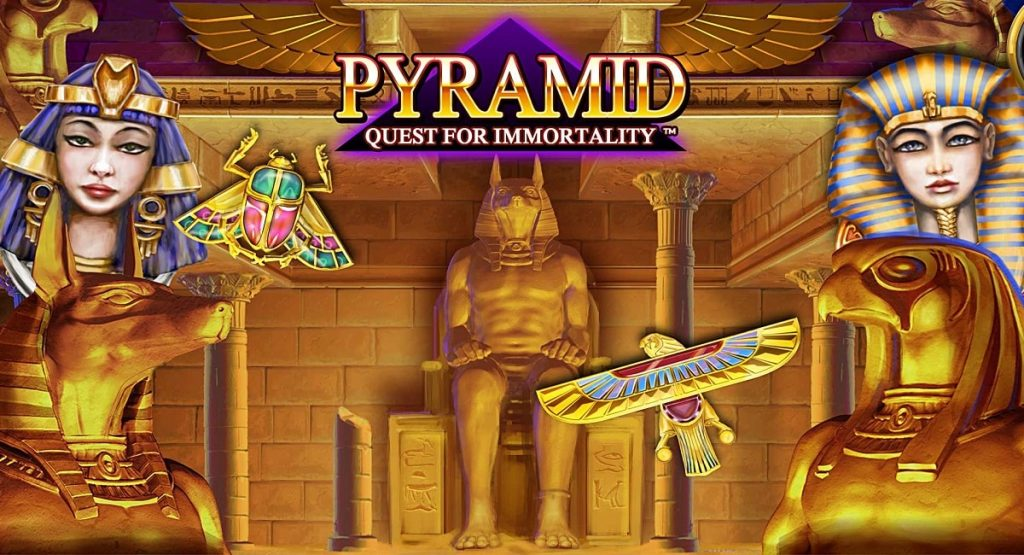 Kokeile hauskaa Pyramid: The Quest for Immortality -peliä nettikasinot.casinolta!