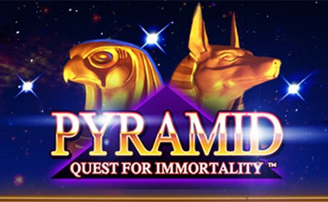 Grab free spins from Pyramid: Quest for Immortality at online casinos.casino!