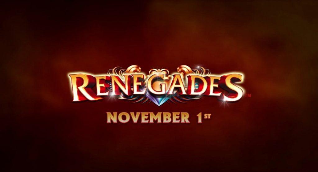 Lue Renegades-arvostelu, kokemuksia ja saat ilmaiskierroksia täältä!