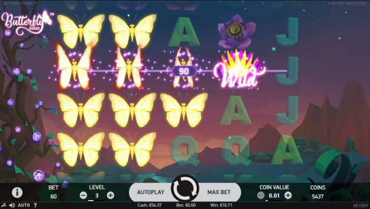 Lue Butterfly Staxx kokemuksia, RTP (palautusprosentti) ja ominaisuudet täältä!
