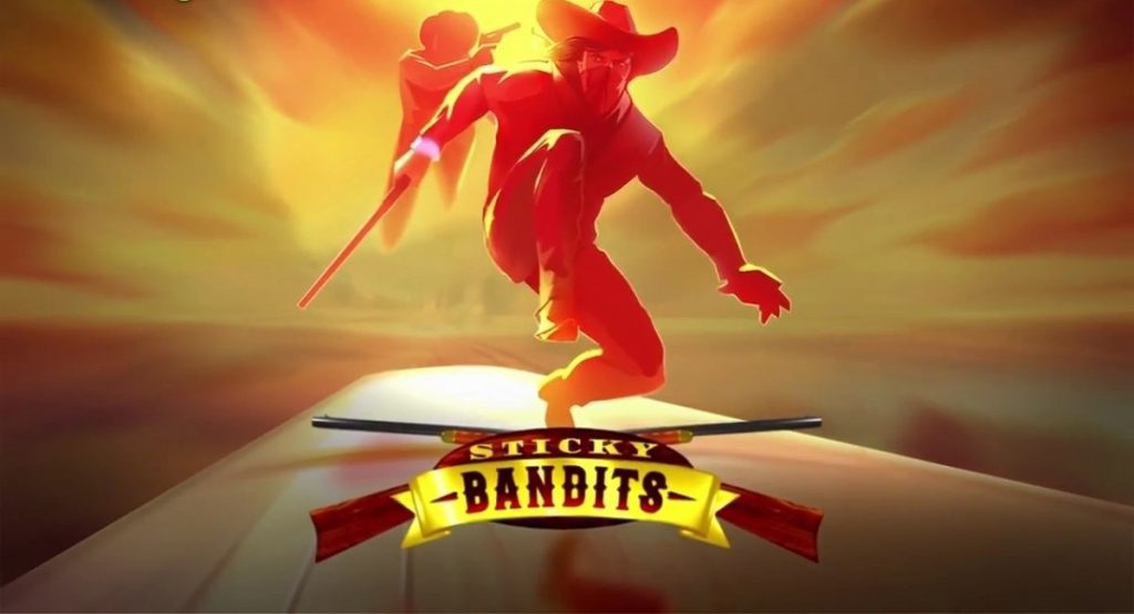 Try Quickspin's new slot game from Sticky Bandits online casinos.casino!