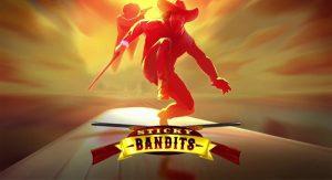 Kokeile Quickspinin uutta kolikkopeliä Sticky Bandits nettikasinot.casinolta!